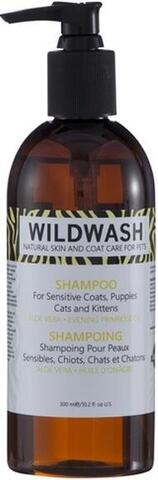 WildWash Pro shampoo sensitive